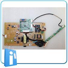 MOTHERBOARD + PSU monitor Asus VS197DE  placa base controladora + fuente