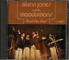 Rare Glenn Jones and the Modulations Feel the Fire CD OOP