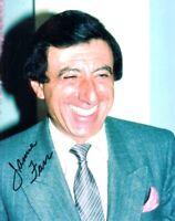 Jamie Farr autographed signed autograph 8x10 color portrait photo IN PERSON COA