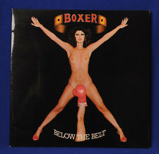 Boxer - Below the Belt - LP Record/Vinyl  Virgin Records V2049