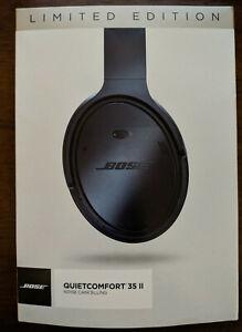 Bose QuietComfort 35 II Headphones - Midnight Blue