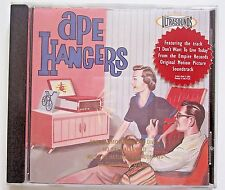 1995 ULTRASOUNDS by APE HANGERS ROCK 13 TRACK DEBUT PROMO CD - Free Shipping