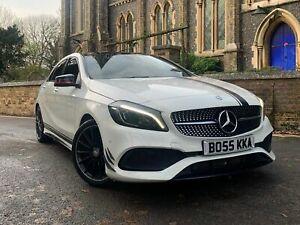 Mercedes-Benz A Class 1.5 A180d AMG Line Premium Plus