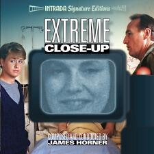 EXTREME CLOSE-UP James Horner LIMITED 1500 COPY PRESSING INTRADA SEALED OOP