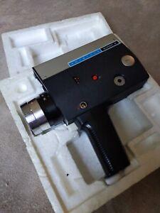 Keystone K623 Reflex Electric Super 8 vintage movie camera film