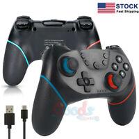 Wireless Controller Gamepad Joypad Remote Joystick For Nintendo Switch Console