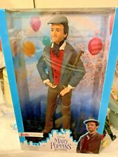 BARBIE DISNEY SIGNATURE COLLECTION MARY POPPINS RETURNS JACK LAMPLIGHTER DOLL