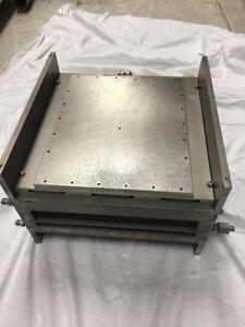 Aluminum Chamber For AG Associates Heatpulse 8108, 8800, 4108 RTP -2