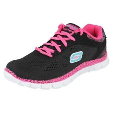 Skechers Synthetic All Seasons Medium Width Shoes for Girls