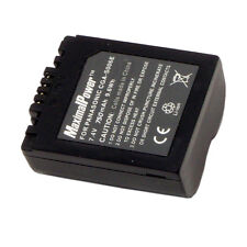Camera Battery For PANASONIC DMW-BMA7 CGA-S006E Lumix DMC-FZ30 FZ35 FZ38 FZ50
