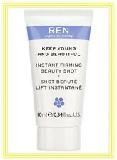 REN~ Keep YOUNG and BEAUTIFUL~ INSTANT Firming BEAUTY Shot~ ANTI-AGING Gel SERUM