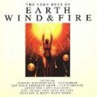 Earth Wind & Fire Very best of (18 tracks, 1992) [CD]