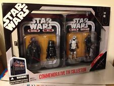 Star Wars ROTJ Commemorative Tin Collection, Exclusive Edition, Vader, R5-J2