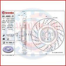 BREMBO 09.A960.21 2X COPPIA DISCHI FRENO per MERCEDES-BENZ CLASSE GL (X166)