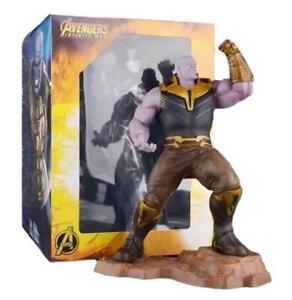 "Marvel Avengers Infinity War Thanos 1/10 Scale PVC 10"" Figure Statue 34"