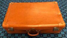 Belle ancienne valise rétro vintage H 22 L 70 l 43 cm #24