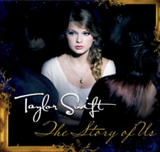 TAYLOR SWIFT The Story Of Us CD SINGLE One Track Limited Edition SEALED