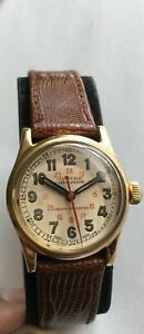Vintage Military Rolex Oyster Centregraph Watch Shock Resistant Swiss Rolex Mili
