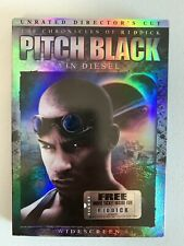 Pitch Black Unrated Director's Cut Dvd