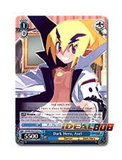 Weiss Schwarz Disgaea x 4 Dark Hero, Axel [DG/EN-S03-E155 C] English