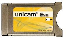 Unicam EVO 4.0 CI CI + Module 15 14 13 02 09 SAT câble Kathrein Dreambox Comag