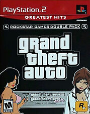 Grand Theft Auto Double Pack: Grand Theft Auto III / Grand Theft Auto Vice City