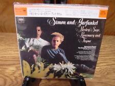 SIMON & GARFUNKEL PARSLEY SAGE ROSEMARY & THYME JAPAN OBI Replica LP Sealed CD