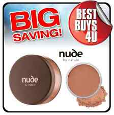 NUDE BY NATURE BRONZER 15G