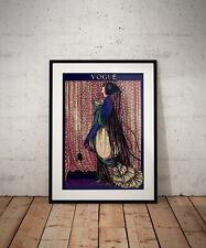 Vogue vintage print, poster, prints, posters, wallart, gift, gifts art