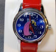 Vintage Roman Childrens Swiss Wristwatch Tinkerbell