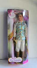 Barbie And The Three Musketeers Prince Ken Doll  NRFB