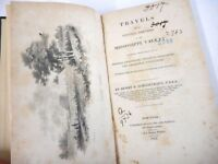Travels in the Central Portions of Mississippi Valley By Henry Schoolcraft 1825