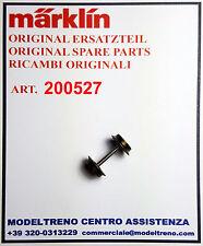 MARKLIN 200527 RUOTE CARRELLO  LAUFRADSATZ 33591 33593 37591 37593