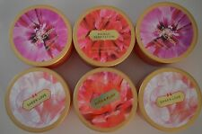 (6 Mix Jar Lot) Victoria's Secret Body Butter Cream Lotion deep softening shea