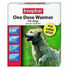 Beaphar One Dose Wormer for Dogs - 4tab - 516266