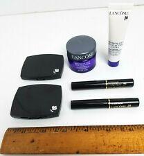 LANCOME Lot of 6 pcs Renergie Lift Definicils Mascara Eyeshadow
