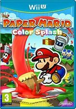 Paper Mario: Color Splash (Wii U) Mint Same Day Dispatch 1st Class Delivery Free