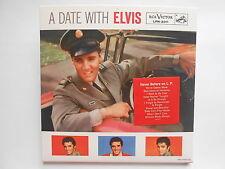 ☆ ELVIS PRESLEY DELUXE ! ☆ A Date with Elvis (RCA LPM-2011) ☆ CD + 2 BONUS