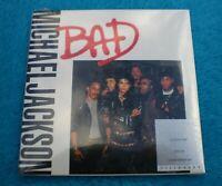 "Michael Jackson Dual Disc "" BAD "" Visionary  Video  CD DVD OVP NEU SEALED"