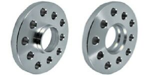 2 Pc AUDI TT HUB CENTRIC WHEEL SPACERS ADAPTERS 20mm Part # 5100/112-20-57