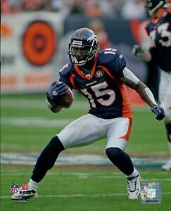 Brandon Marshall Denver Broncos NFL Licensed Unsigned Glossy 8x10 Photo B
