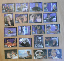 21 Buffy The Vampire Slayer Season 4 Four Premium Trading Cards - No Duplicates
