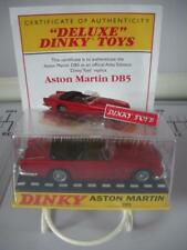 DINKY TOYS ATLAS ASTON MARTIN DB5 & CERT & BADGE  BNIB SEALED 110
