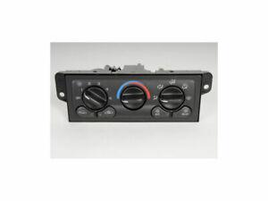 HVAC Control Panel For Chevy Oldsmobile Malibu Classic Cutlass SJ97N4