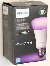 NEW Philips HUE 464487 White and Color Ambiance Bulb 3rd Generation