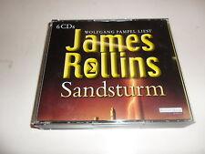 CD  James Rollins - Sandsturm