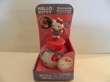 Hello Kitty  keepsake ornament with shower gel   Ages   *** NIB***