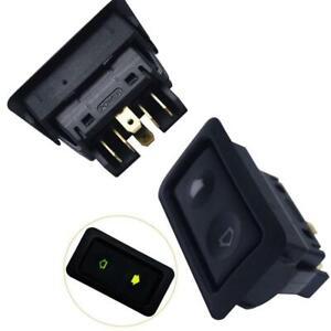 1Pcs Power Window Switch DC12V/24V Universal 6Pin Car Electric Window Switches