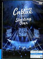 CNBLUE-2017 ARENA LIVE TOUR STARTING OVER-JAPAN DVD L60