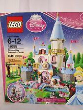 Lego Disney Princess Cinderella's Romantic Castle 41055 NEW MIB